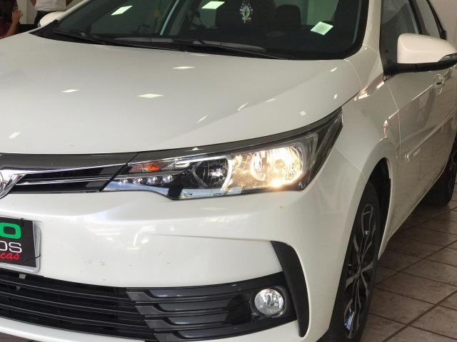 Corolla XEI Multi Drive S 2.0 2019 Branco Apenas 6 mil km - Foto 15
