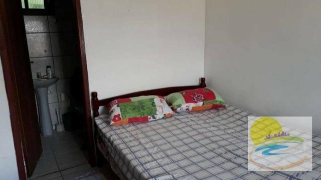 Casa com 2 dormitórios para alugar, 60 m² por R$ 450/dia - Brasília - Itapoá/SC - Foto 8