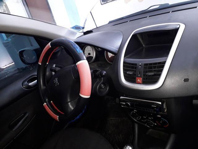Peugeot 207 1.4 XR 2011 QUITADO - Foto 5