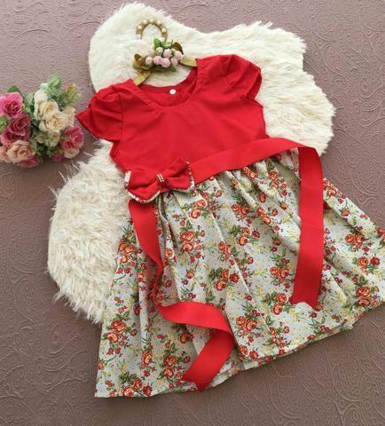 Vestido/conjunto infantil - Foto 2