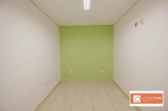 Casa com 2 dormitórios para alugar por R$ 1.600/mês - Setor Habitacional Arniqueiras - Águ - Foto 14