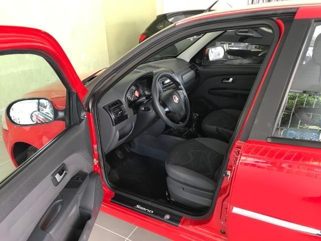Fiat Siena EL 1.4 2015 Completo - Foto 9