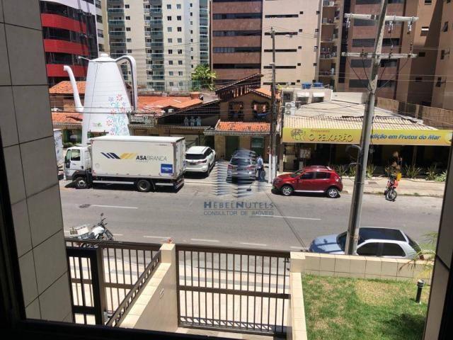 Apartamento com 1 dormitório à venda, 54 m² por R$ 220.000,00 - Jatiúca - Maceió/AL - Foto 2