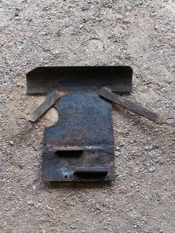 Protetor do Motor VW/Gol Bola 1.8 Original Usado!! - Foto 3