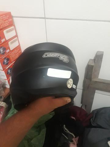 Vendo 2 capacetes - Foto 2