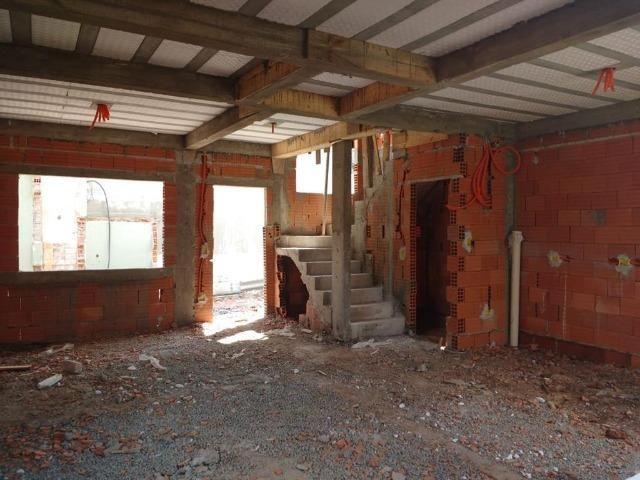 F-SO0446 Sobrado com 3 dormitórios à venda, 131 m² por R$ 690.000 - Uberaba - Foto 7
