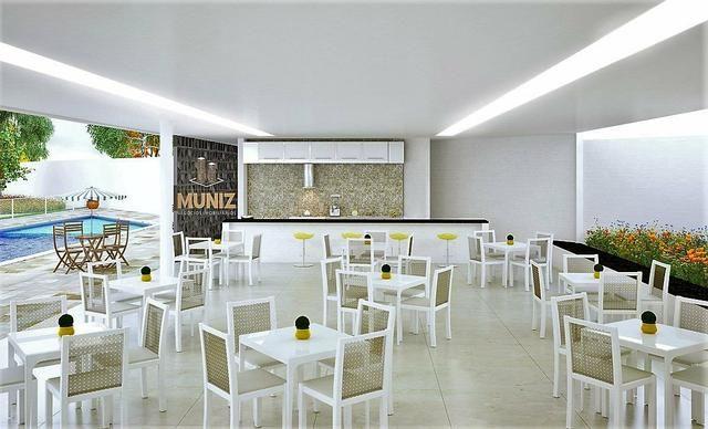 RS Apartamento, Candeias, Jaboatão, 2 quartos com Suíte, Varanda, Entrada Facilitada - Foto 7