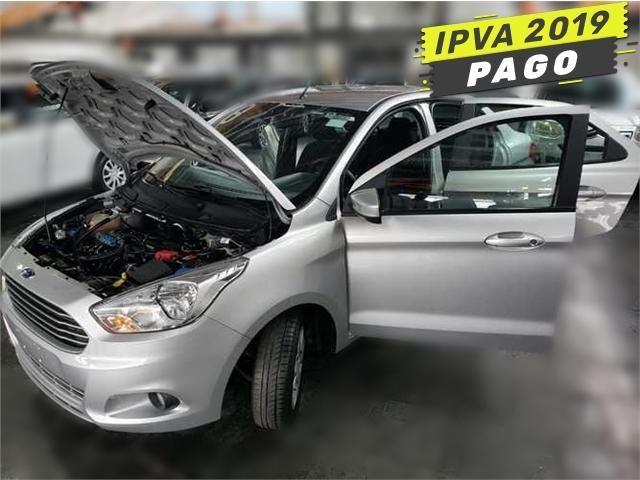 Ford Ka + 1.5 advanced 16v flex 4p manual - Foto 2