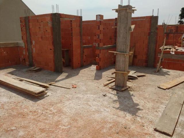F-SO0446 Sobrado com 3 dormitórios à venda, 131 m² por R$ 690.000 - Uberaba - Foto 9
