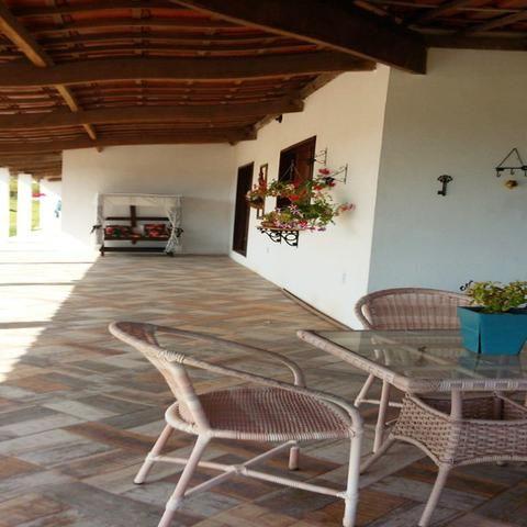 Sítio 8.000m², casa 6 suítes, lago, piscina, 600m BR-324, 22km Salvador - Foto 8