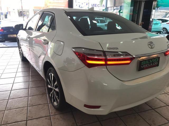 Corolla XEI Multi Drive S 2.0 2019 Branco Apenas 6 mil km - Foto 6
