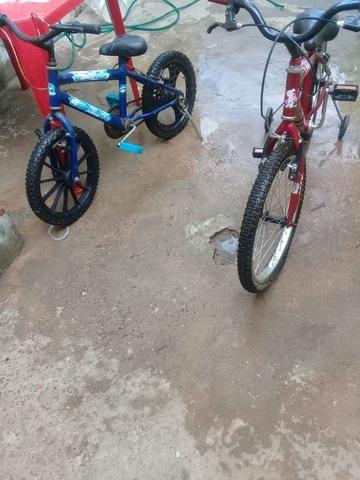 Vendo 2 bicicletas não entrego