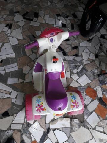 Moto para criança com bateria - Foto 2