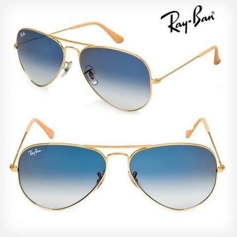 Promoção  Óculos Rayban aviador dois modelos diferentes ... 4bd9f29cc0