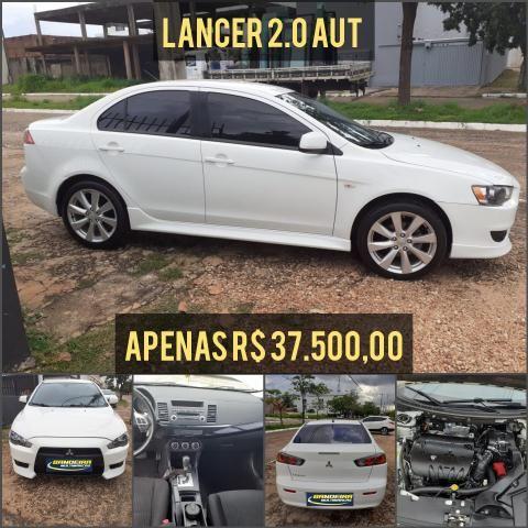 Lancer AUT única dona R$ 37.500,00