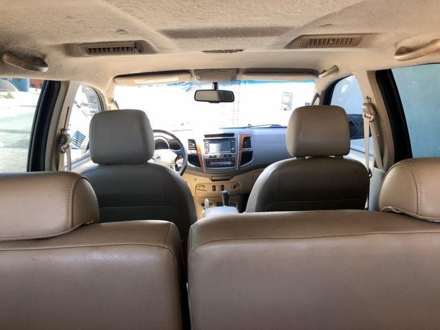Toyota Hilux SW4 SRV 4x4 DIESEL 7P IPVA 2020 PAGO - Foto 4