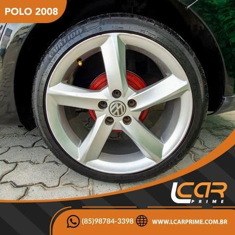 Polo 2008/ Completo/ Exclusivo/ Couro/ Multimídia - Foto 16