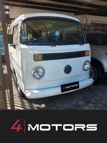 VW Kombi 2006 + GNV Lotação !!