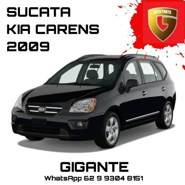 Sucata kia carens 2009