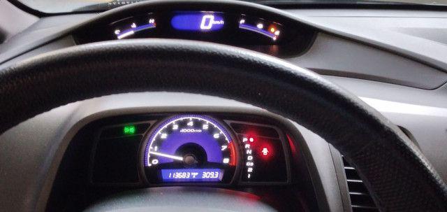 Honda Civic 2009/2009 - 113.900km- Única dona!!! - Foto 2