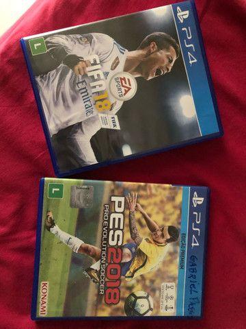 FIFA 2018 e PES 2018 - Foto 3