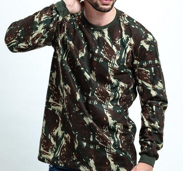 Camisetas Camufladas - Foto 6
