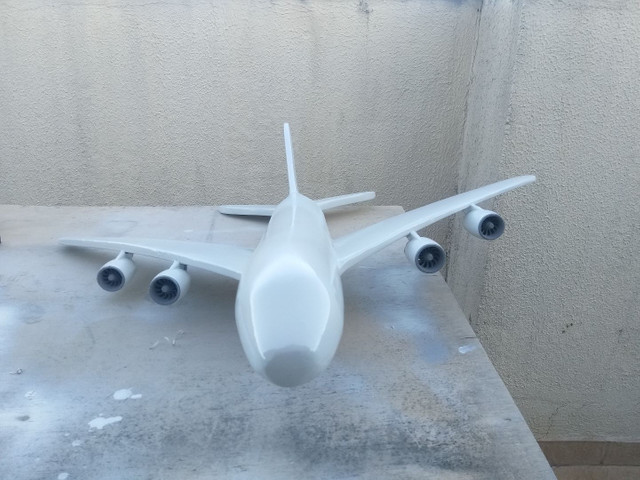 Boeing artezanal  - Foto 3