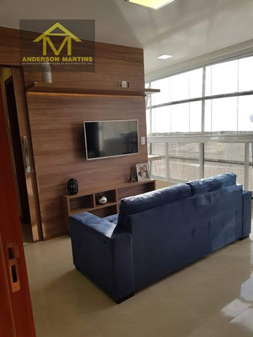 1 quarto e sala em Itaparica Ed. Uno Cód: 12703AM - Foto 10