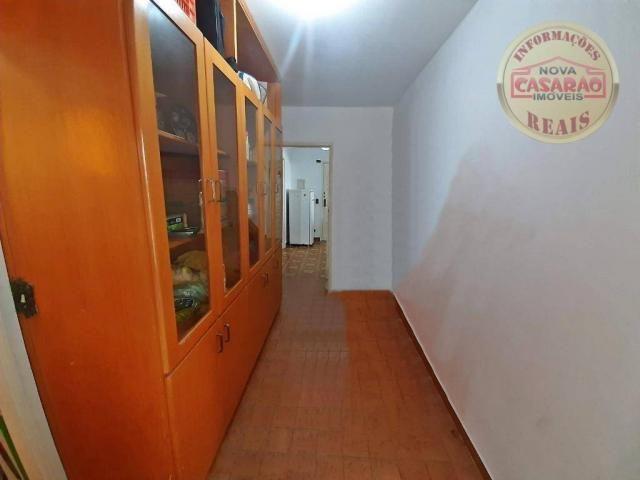 Apartamento com 3 dormitórios à venda, 115 m² por R$ 320.000 - Tupi - Praia Grande/SP - Foto 17