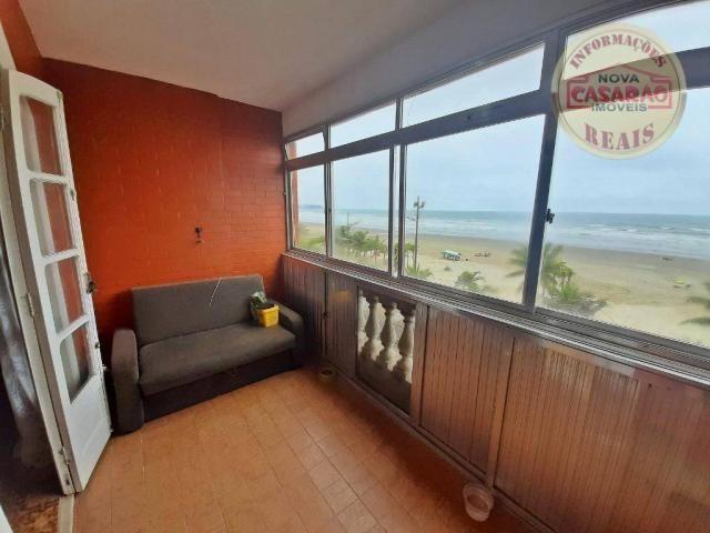 Apartamento com 3 dormitórios à venda, 115 m² por R$ 320.000 - Tupi - Praia Grande/SP - Foto 5