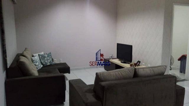 Casa com 3 dormitórios à venda, 250 m² por R$ 480.000,00 - Casa Preta - Ji-Paraná/RO - Foto 3