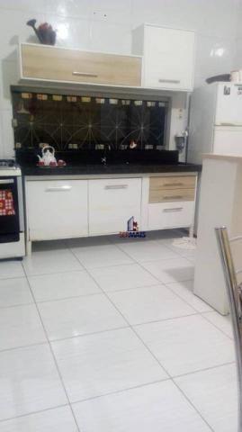 Casa com 3 dormitórios à venda, 250 m² por R$ 480.000,00 - Casa Preta - Ji-Paraná/RO - Foto 15