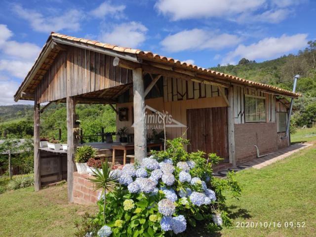 Chácara à venda com 1 dormitórios em Lomba grande, Novo hamburgo cod:167633