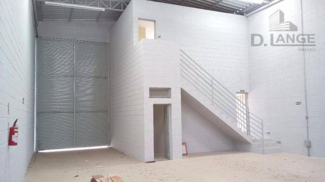 Barracão para alugar, 220 m² por R$ 3.000,00/mês - Parque Via Norte - Campinas/SP - Foto 9
