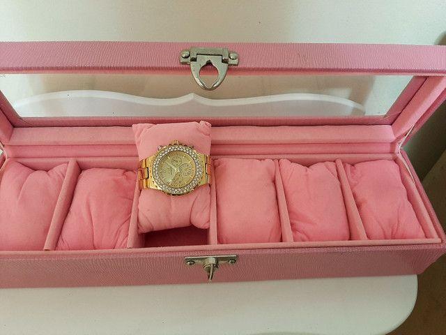 Caixa de relógio  - Foto 4