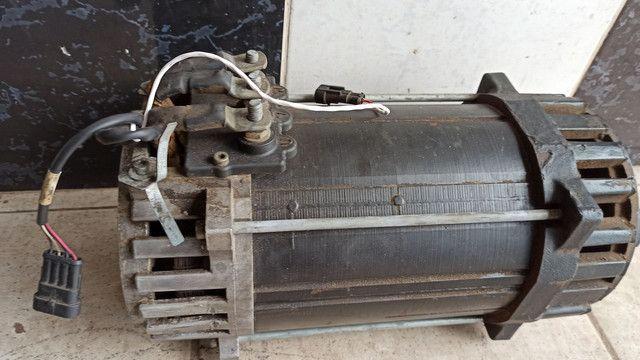 Motor carro elétrico 20 cv com controlador - Foto 5