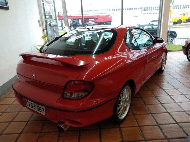 Hyundai Coupê FX 2.0 16V 2000 eclipse Calibra Audi BMW alfa - Foto 2