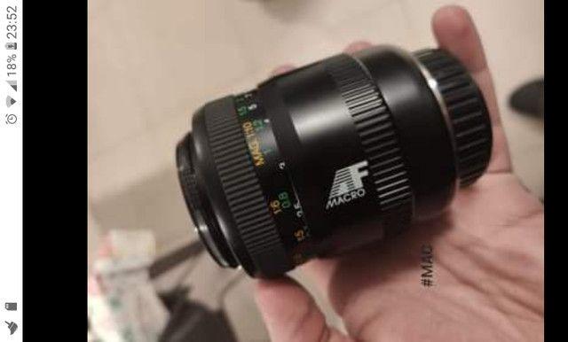Câmera Sony A200 Profissional semi nova Desapego=Oportunidade - Foto 2
