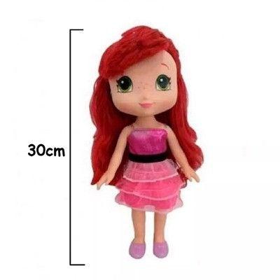 Boneca Moranguinho Toddler - Mimo - Foto 3