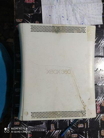 XBOX 360, MICROSOFT, DISPONÍVEL PARA RETIRADA DE PEÇAS!!! - Foto 2