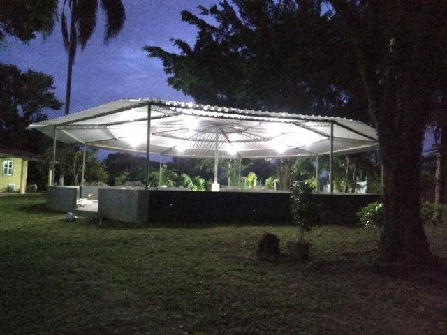 SÍTIO DU'PONTES/ Alugo sítio para festas e eventos em geral - Foto 4
