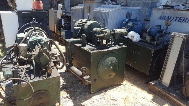 Unidade Hidraulica 10 Hp - Foto 5