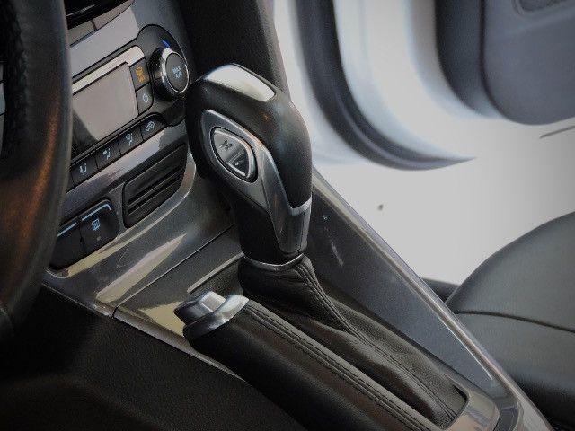 Ford Focus Sedan Titanium 2.0 2015 Impecável - Foto 15