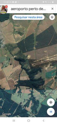 Sitio anexo ao aeroporto com 76.000 metros. Plantio ..soja ..água em abundância.  - Foto 16