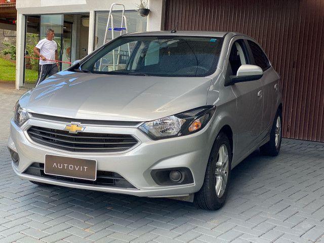 VENDIDO Chevrolet Onix LT 1.4 2018  - Foto 4