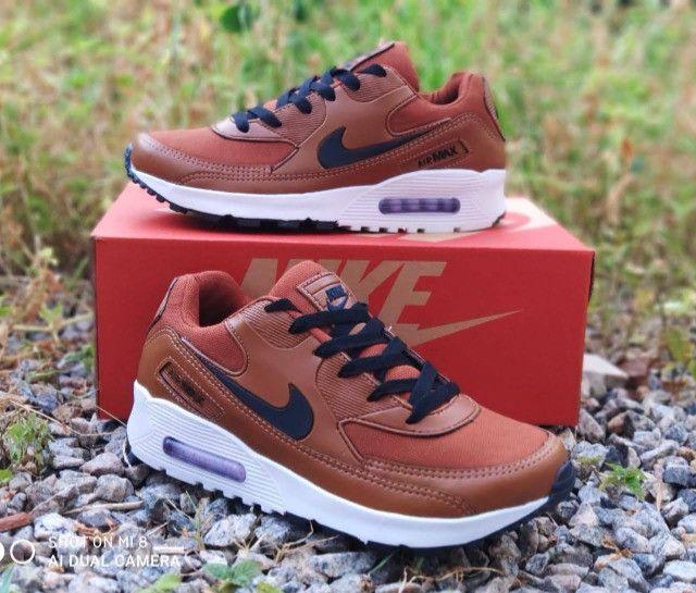 Tênis Nike Air M Novo Várias Cores - Foto 3