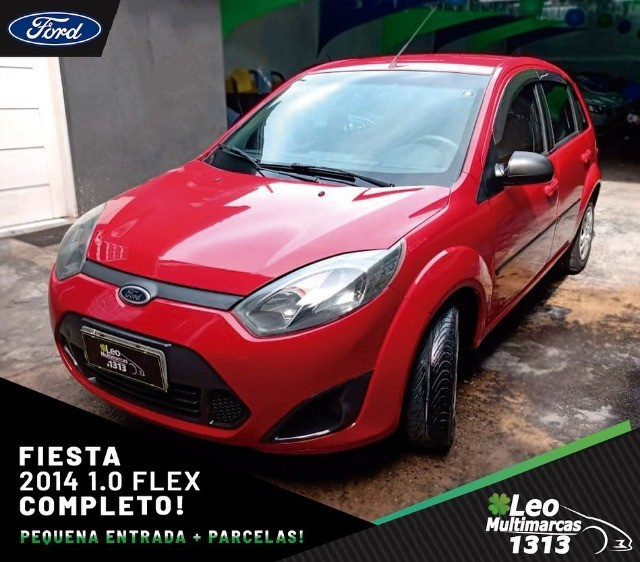 Fiesta 2014 1.0 Flex Completo Mensais a partir de 629,00 - Foto 2