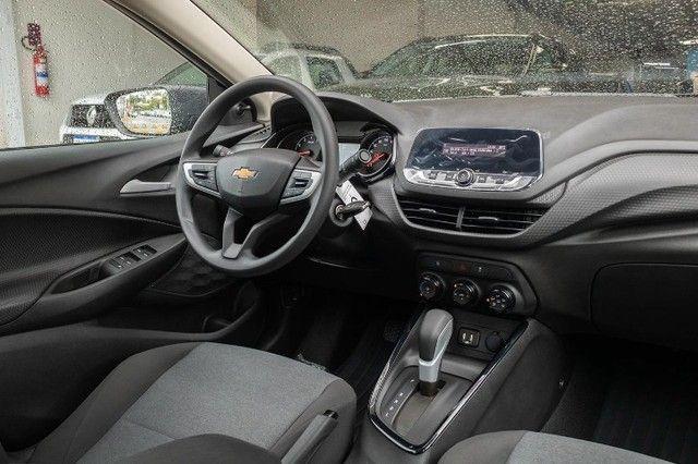 Chevrolet onix hatch at turbo 1.0 2021 *IPVA 2021* - Foto 9