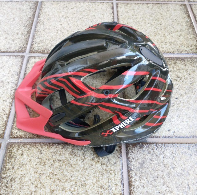 Capacete ciclismo (Prowell Xphere X9) - Foto 2