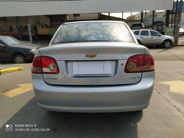 Chevrolet Classic 1.0 LS 8V Prata 2011 - Foto 2